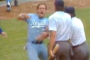 george brett baseball bat pine tar incident