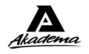 Akadema Baseball Bats Logo