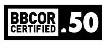 BBCOR Certified Badge