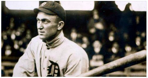 Ty Cobb Bat Pic 1