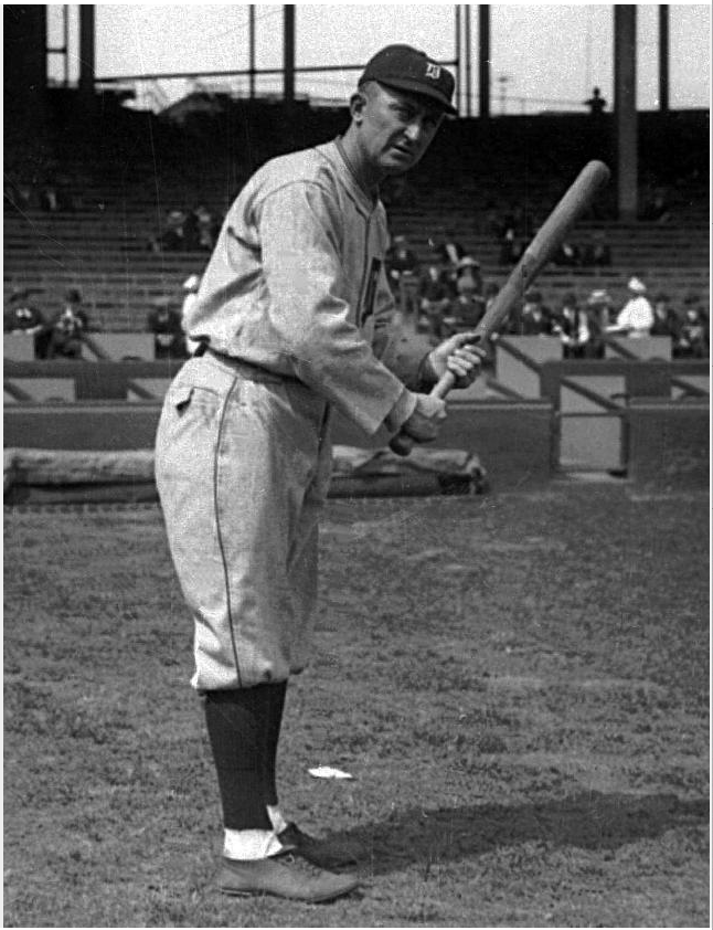 Ty Cobb Bat Pic 6